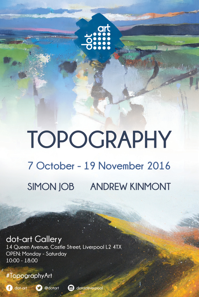dot-art Topography Exhibition