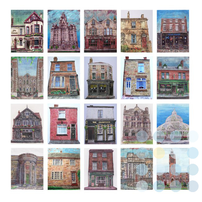 20 places by jane adams