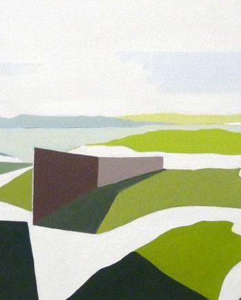Palisade by Frank Linnett