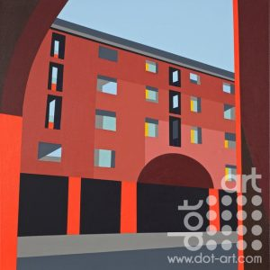 connection albert dock 2 by john petch