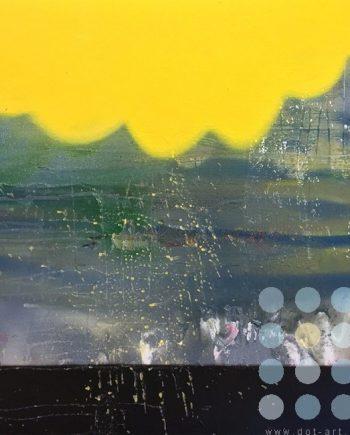 big yellow cloud by nathan pendlebury