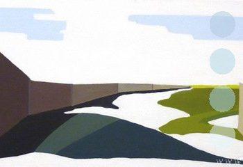 borderline by frank linnett