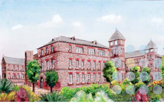 cardinal allen catholic high school liverpool by jane adams