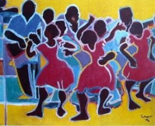 caribbean dance by john sutherst