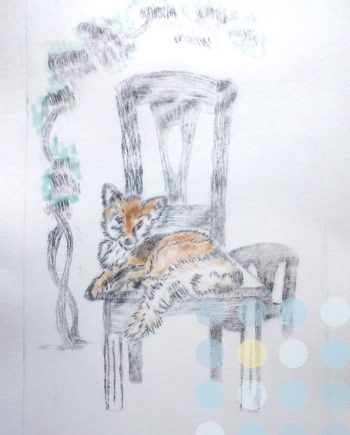 cheeky fox by susan lee brown