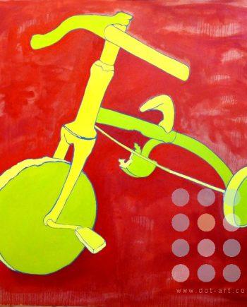 chins atomic bike hiroshima 1945 by frank linnett