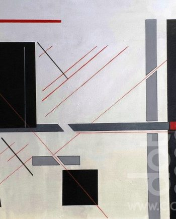 composition no 8 by mike rickett