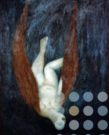 falling angel by frank linnett