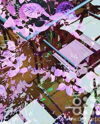 garden 003 by david john pearson