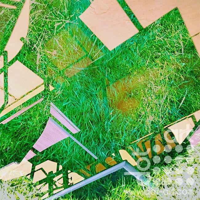 garden 004 by david john pearson