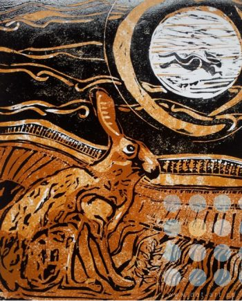 hares dream 2 by susan lee brown