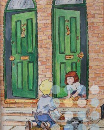 helpin' mum by david broadfoot