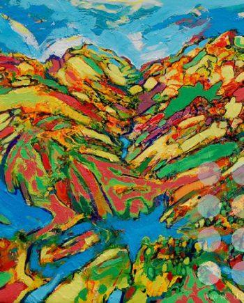 hills are alive 24 by david brightmore