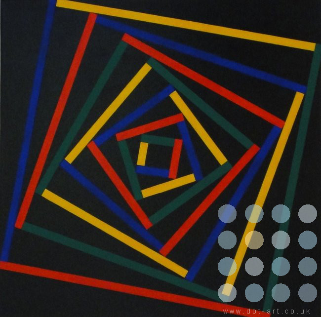 interrelated offset square by john petch
