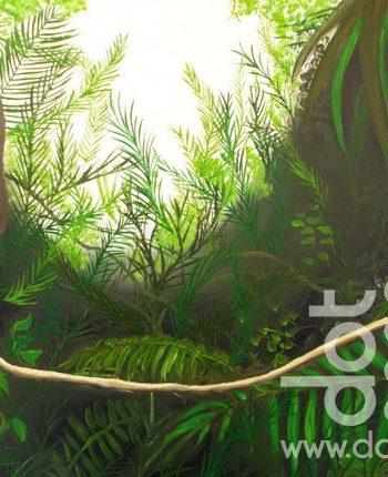 jungle by hazel thomson