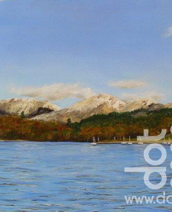 lake view by hazel thomson