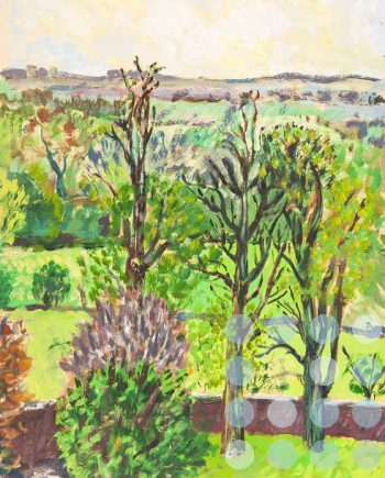 Landscape by Max Bullock