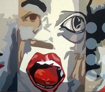 mask by frank linnett