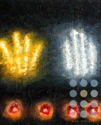 neon II by frank linnett