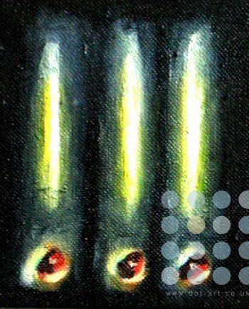 neon I by frank linnett