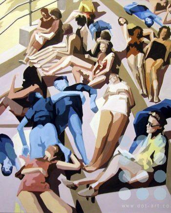 on the beach (massacre at chungking 1941) by frank linnett