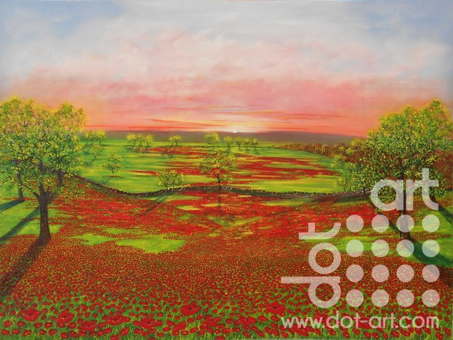 fields of remembrance by hazel thomson