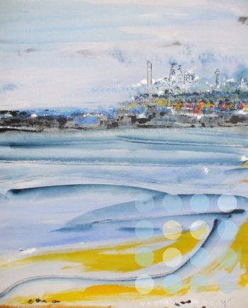 river view by winston douglas