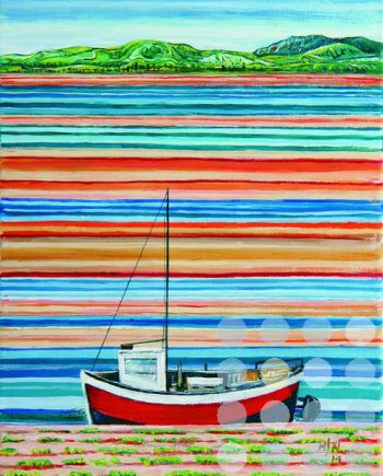 shrimp boat by mark nelson