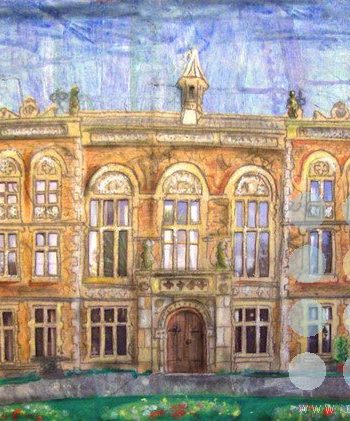 soaughton hall by jane adams