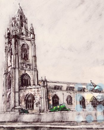 st nicholas church liverpool by jane adams