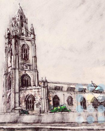 st nicholas church liverpool by jane adams