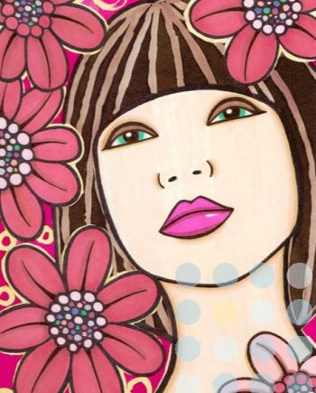 summer daisies by catherine evans jones