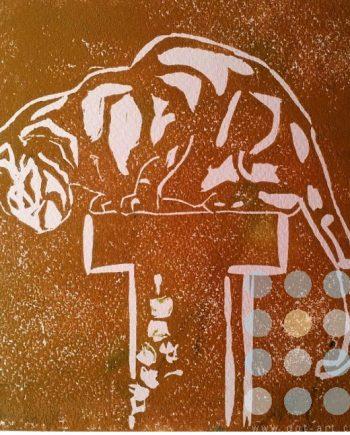 tabby by susan lee brown