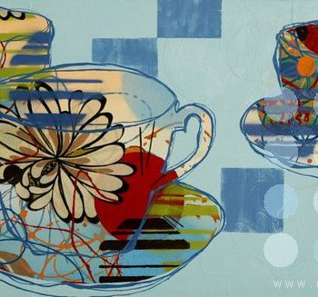 tea for three by joanne thompson