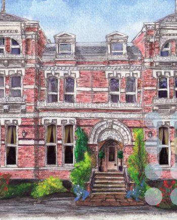 the alicia hotel sefton park liverpool by jane adams