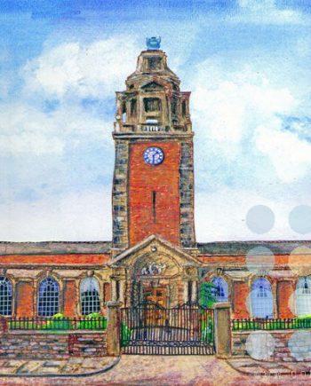 the blue coat school liverpool by jane adams
