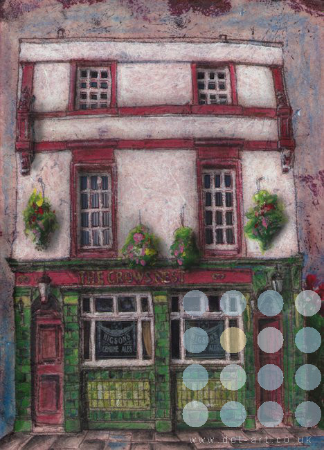 the crows nest liverpool by jane adams