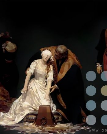 the execution of lady jane grey by paul vera broadbent