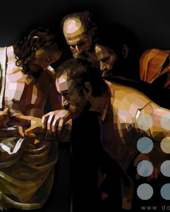 the incredulity of saint thomas by paul vera broadbent