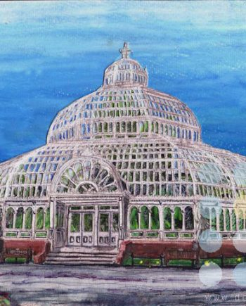the palm house sefton park liverpool by jane adams