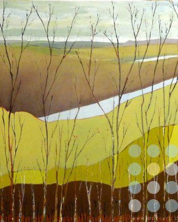 treeline by frank linnett