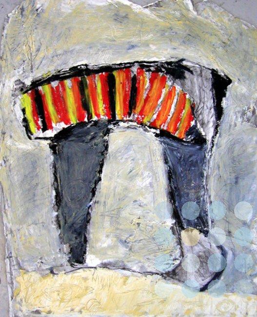 trojan study III by frank linnett