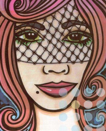 veil by catherine evans jones
