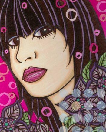 violet by catherine evans jones