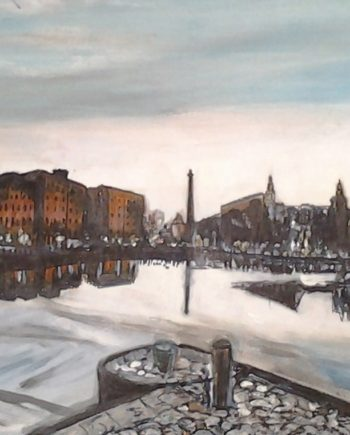Albert Dock by Martin Kavanagh