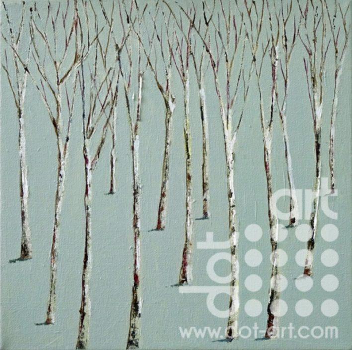 Birchwood Suite III by Frank Linnett