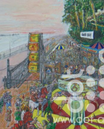 Fairground Attraction by Martin Kavanagh