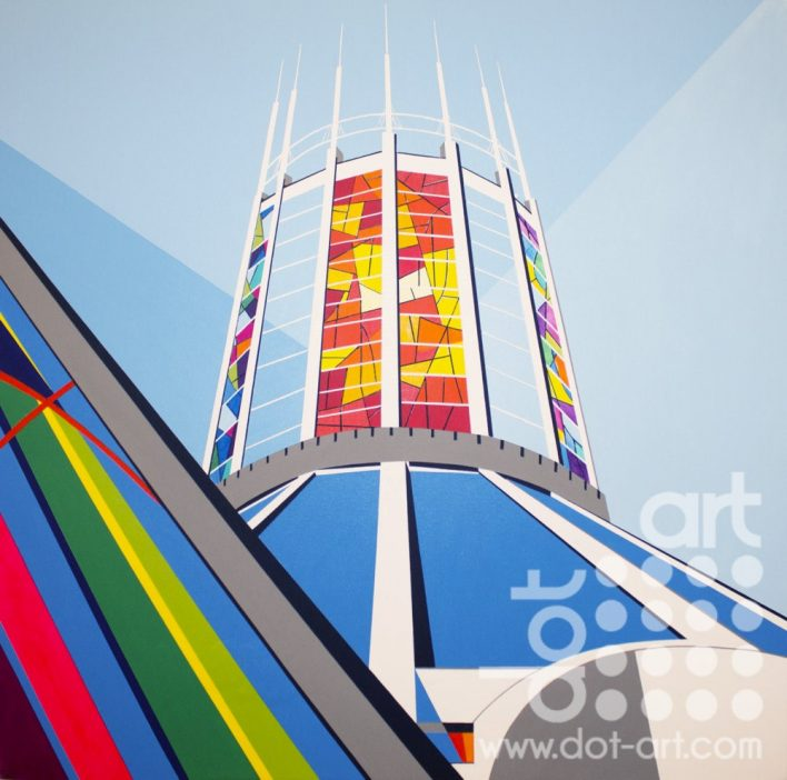 Metropolitan Cathedral by John Petch