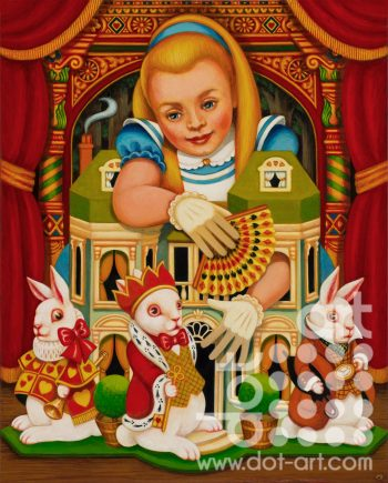 White Rabbit's House by Frances Broomfield