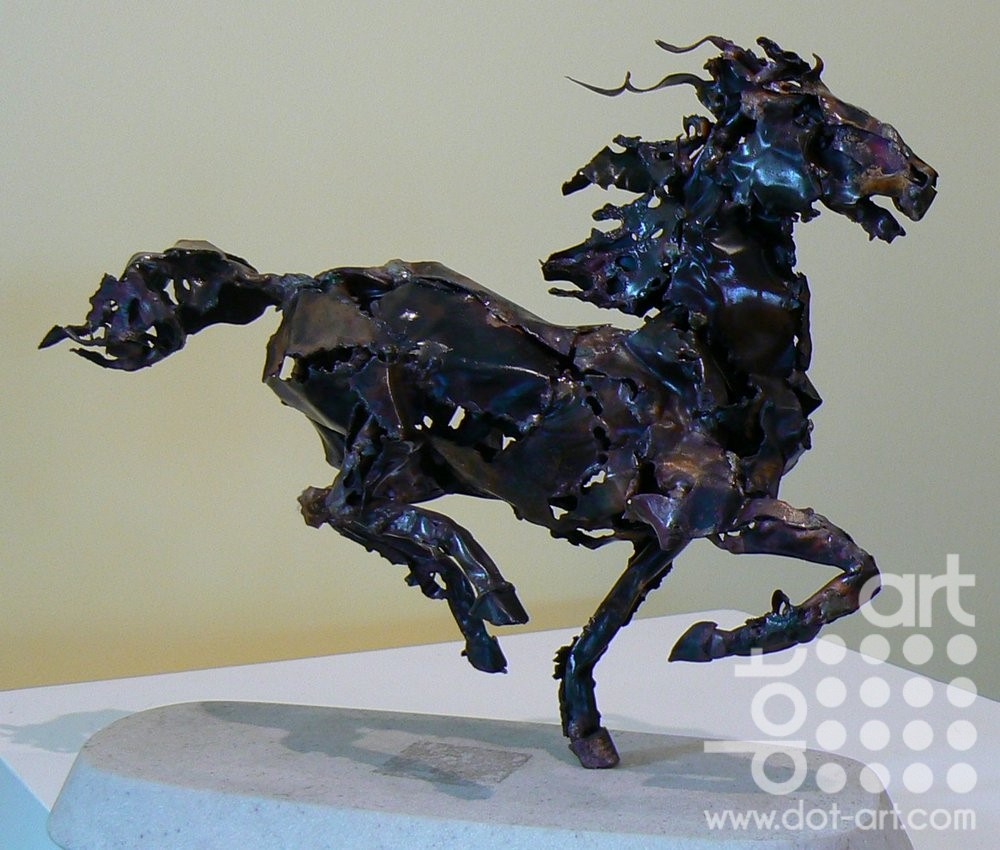 Galloping Horse by Tony Evans